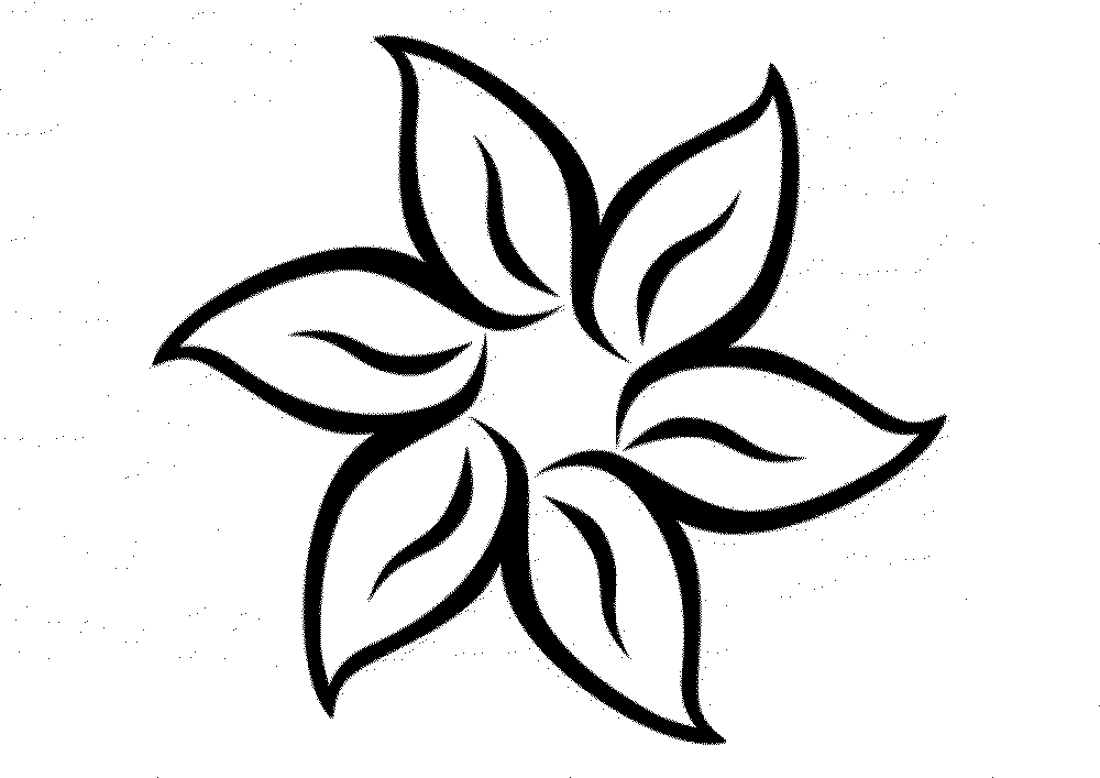 Printable Coloring Pages Flowers | Educational Coloring Pages