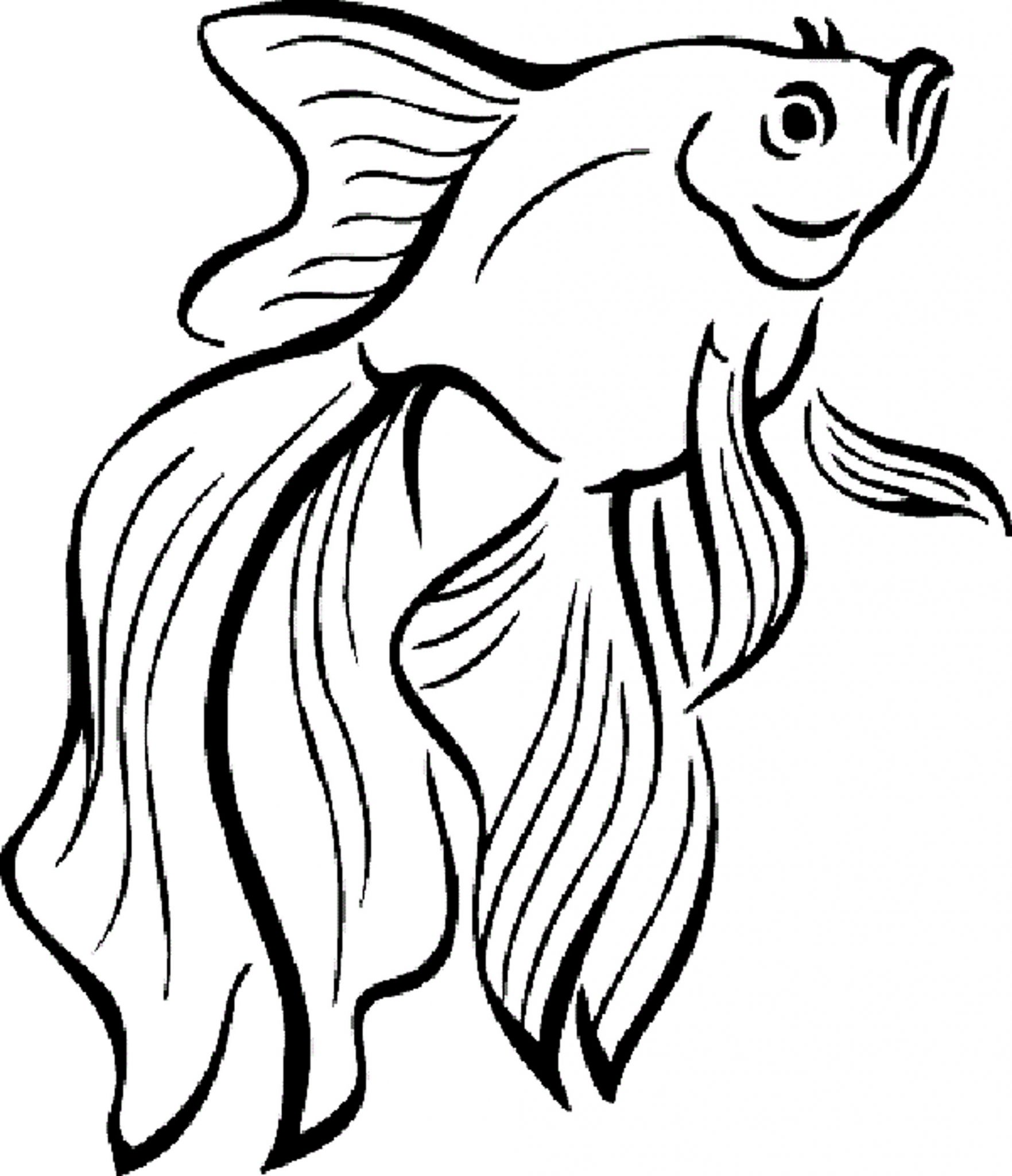 cute-fish-coloring-pages | | BestAppsForKids.com