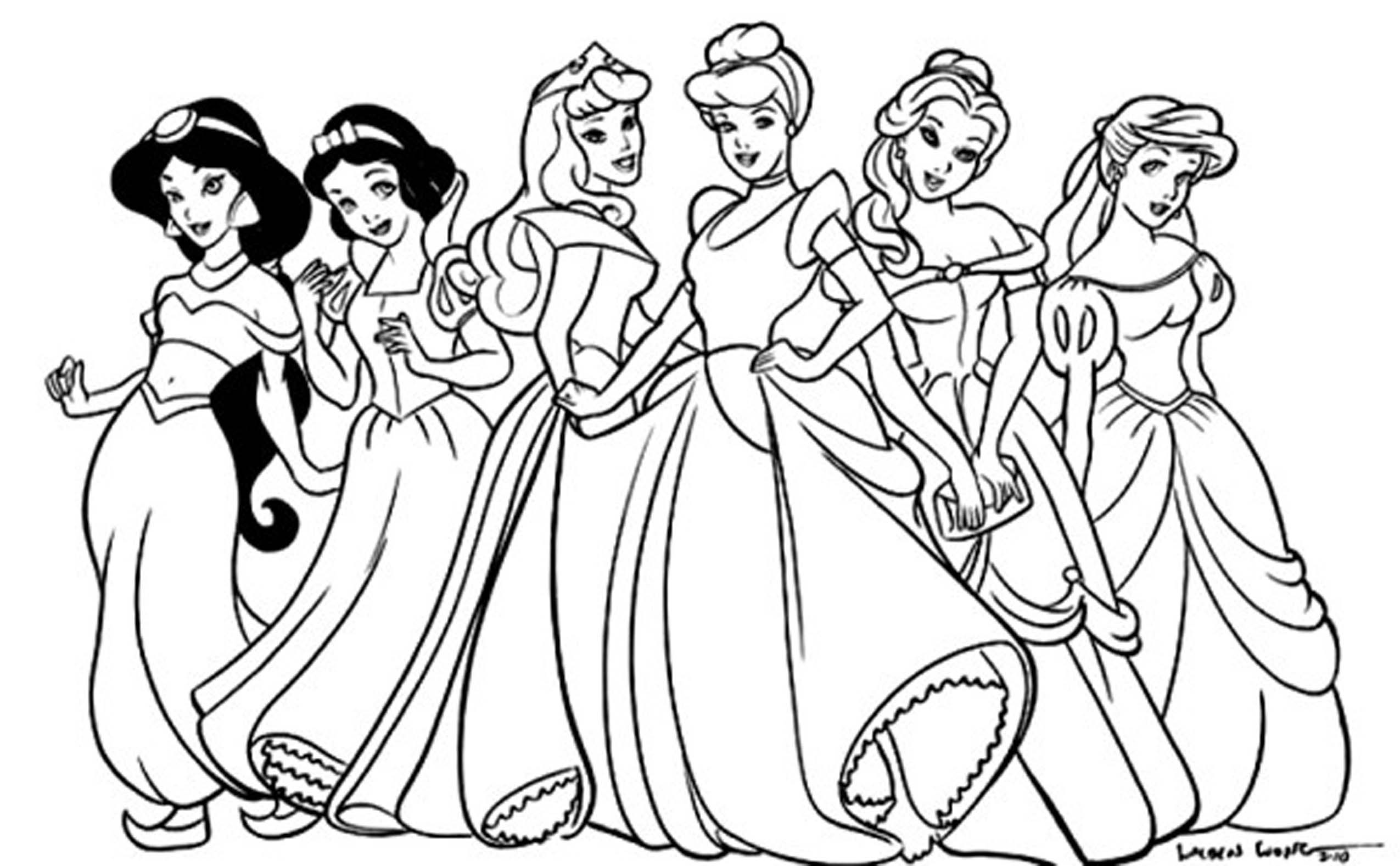 disney-princess-coloring-pages | | BestAppsForKids.com