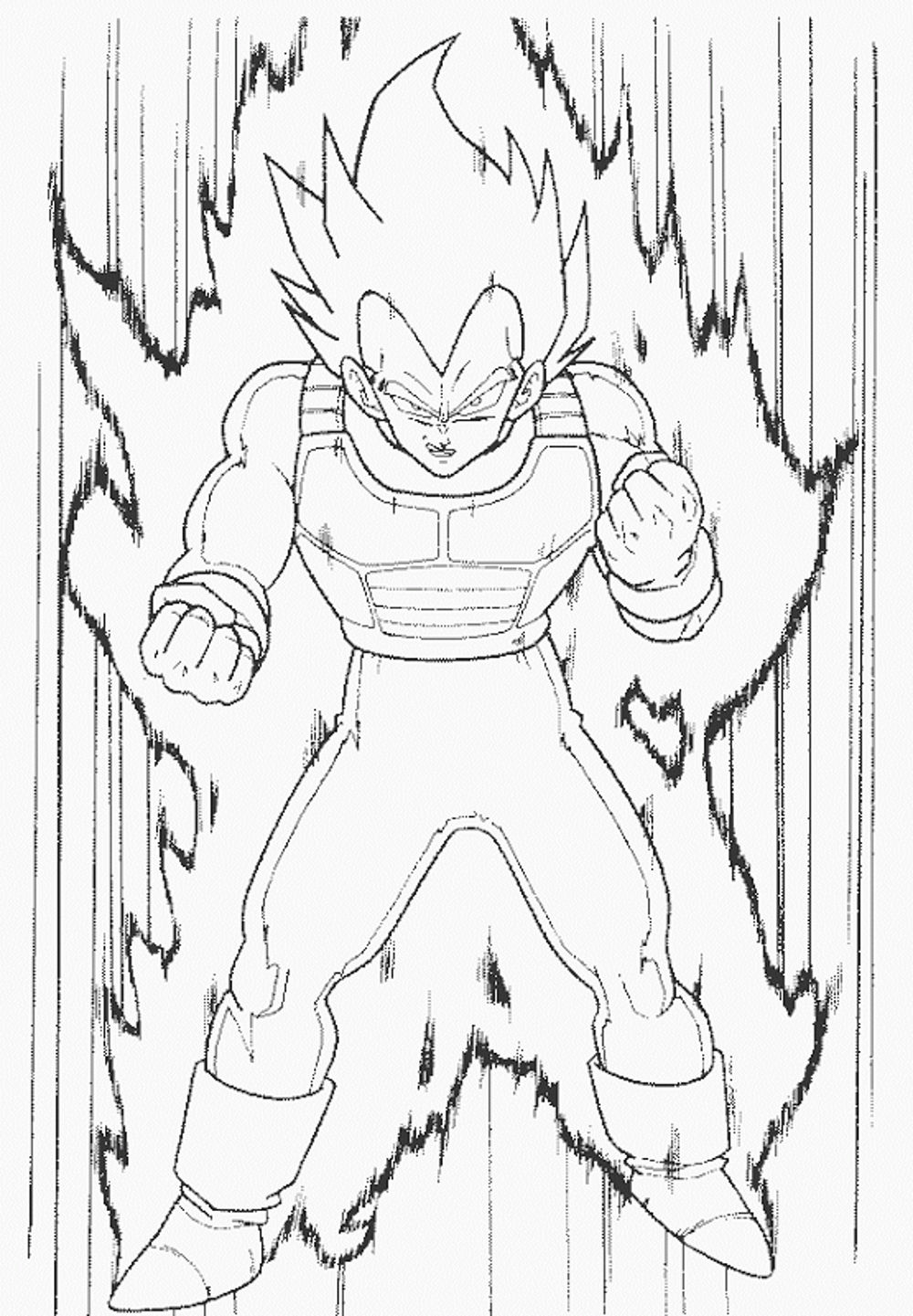 dragon-ball-z-color-pages | | BestAppsForKids.com