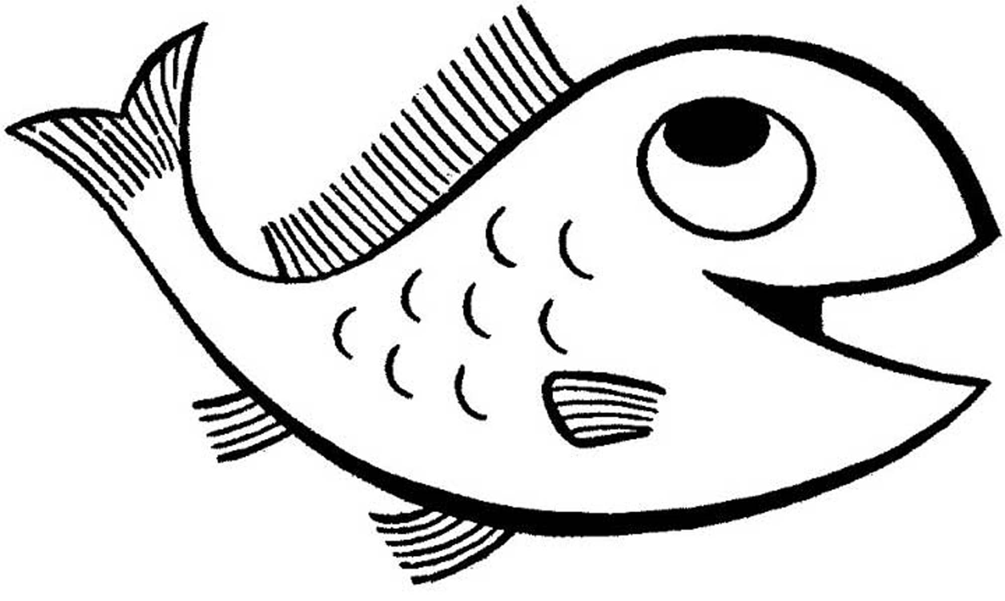 shop related products - Fish Coloring Pictures 2