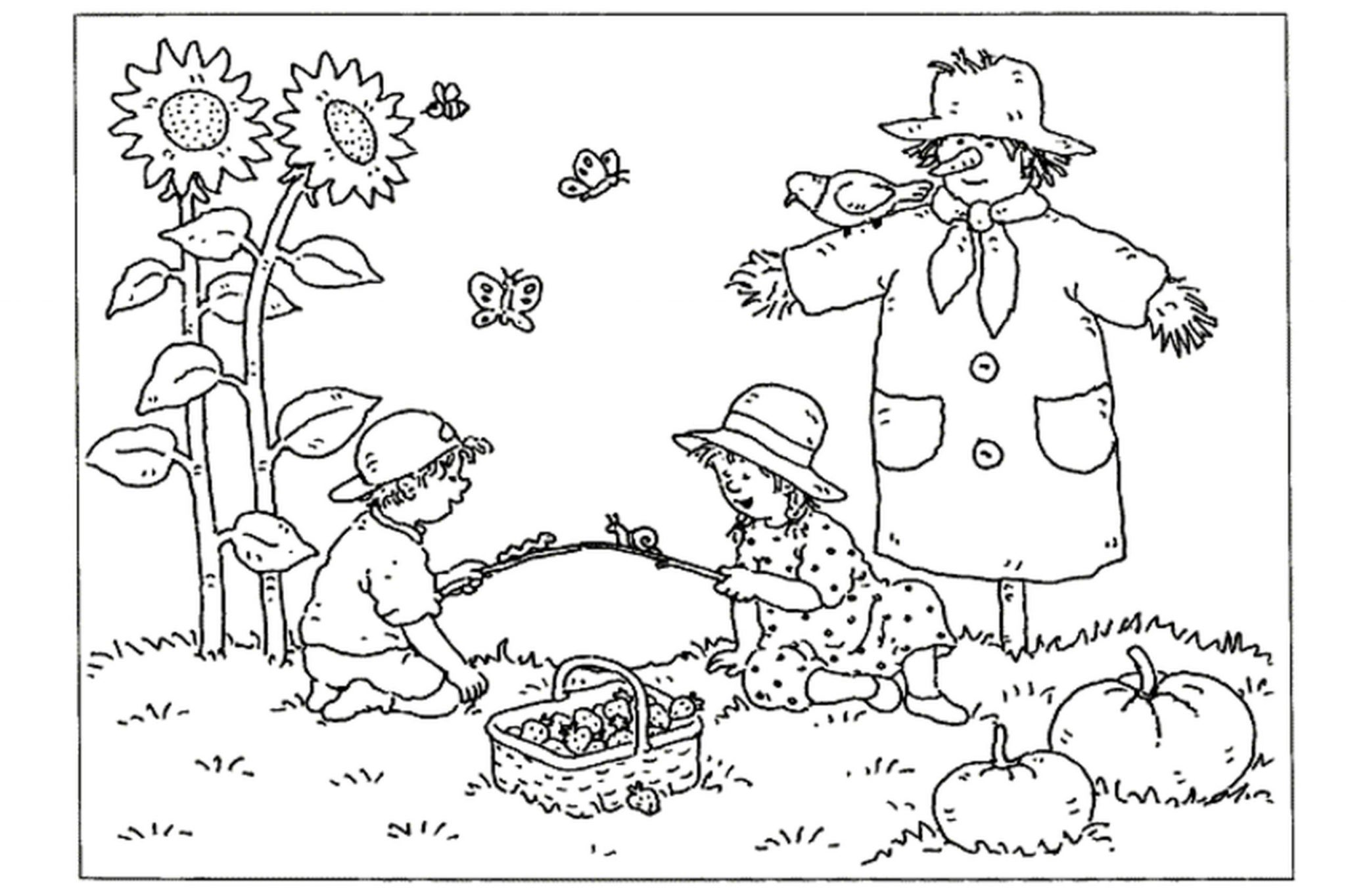 free autumn coloring pages BestAppsForKidscom