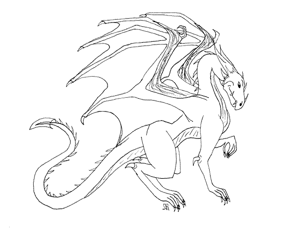 dragon coloring pages online - color the dragon coloring pages in websites