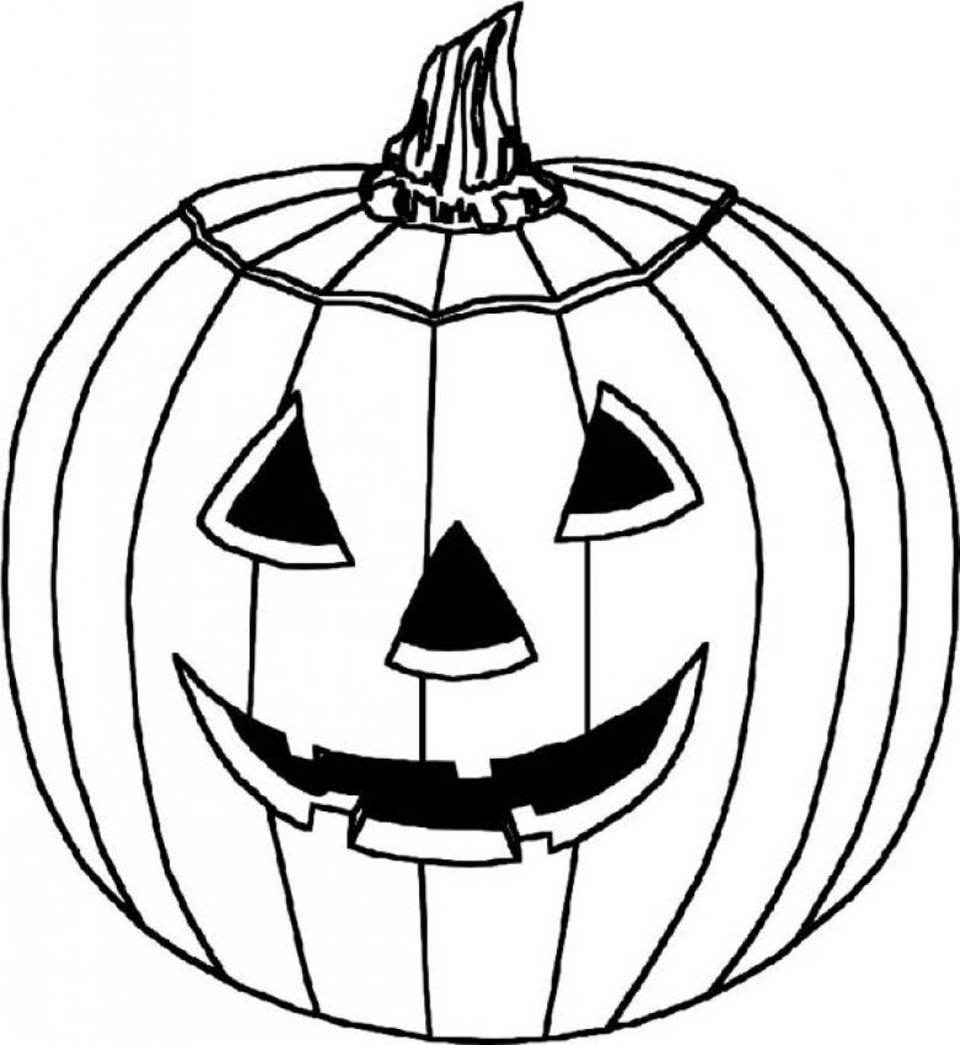 Coloring pages for halloween pumpkins - Shop Related Products