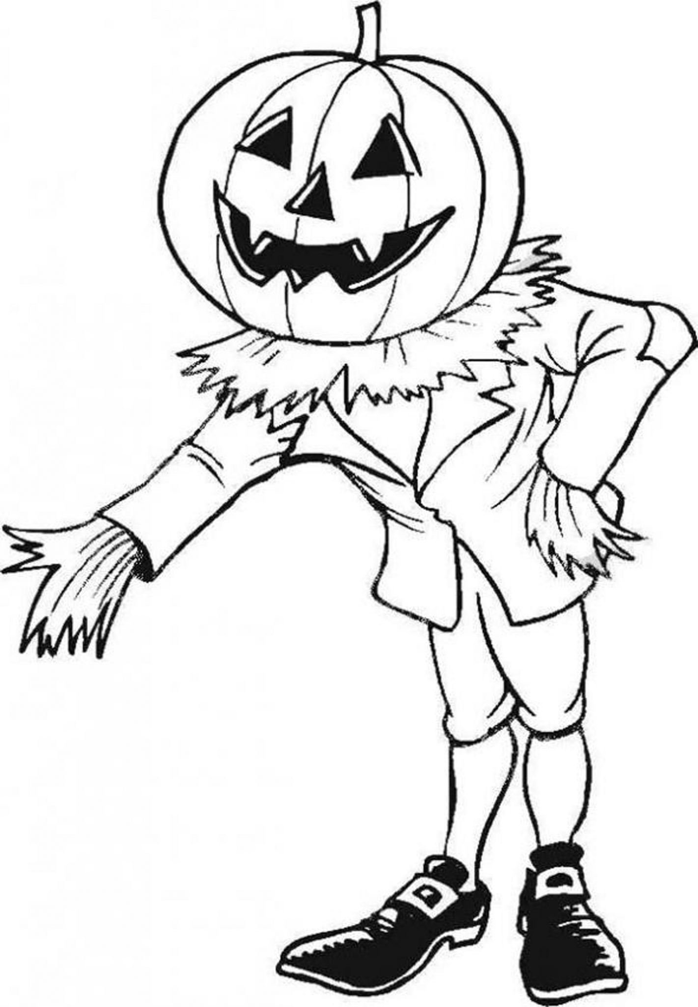halloween-pumpkins-coloring-pages | | BestAppsForKids.com