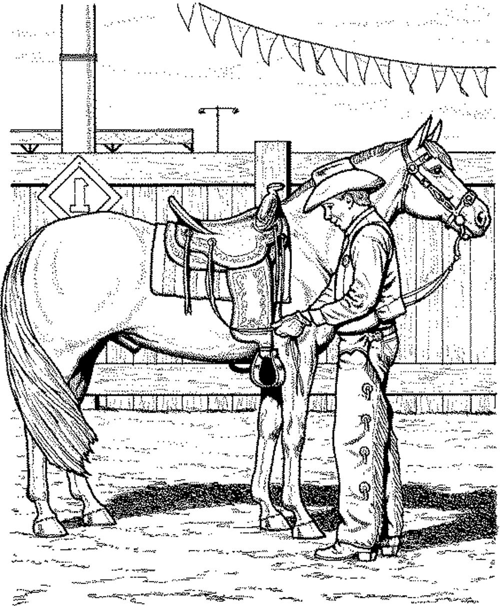 horse-coloring-pages-for-adults | | BestAppsForKids.com