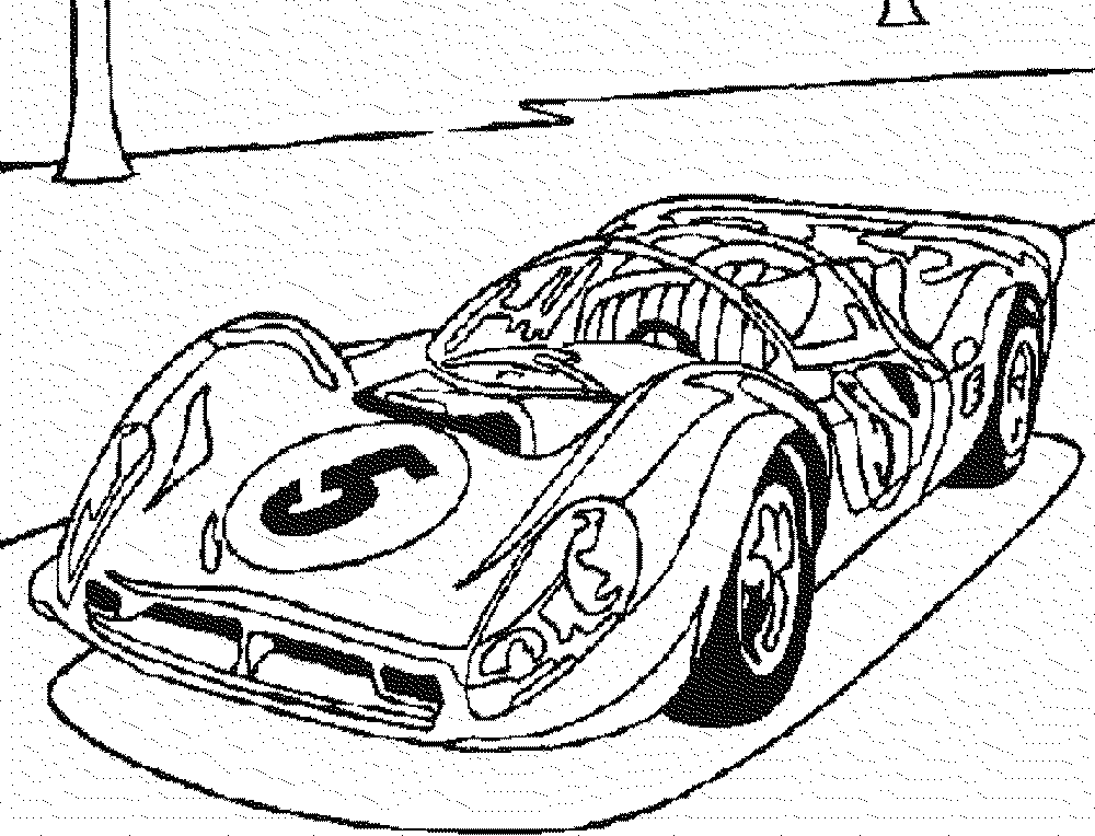 Print amp Download Kids Cars Coloring