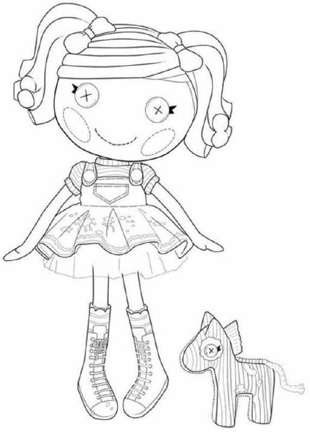 lalaloopsy-coloring-pages-online | | BestAppsForKids.com