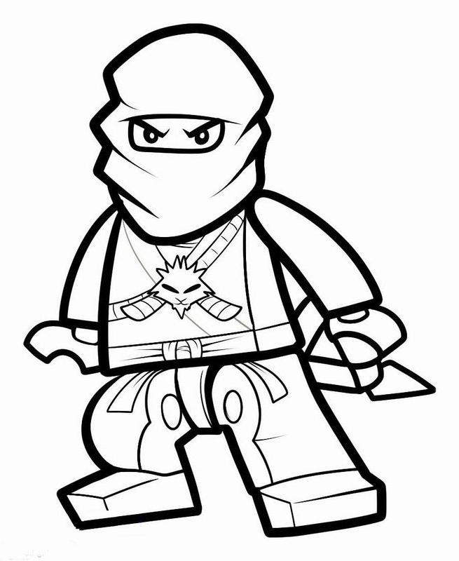lego ninjago coloring pages online - Lego Ninjago Coloring Pages