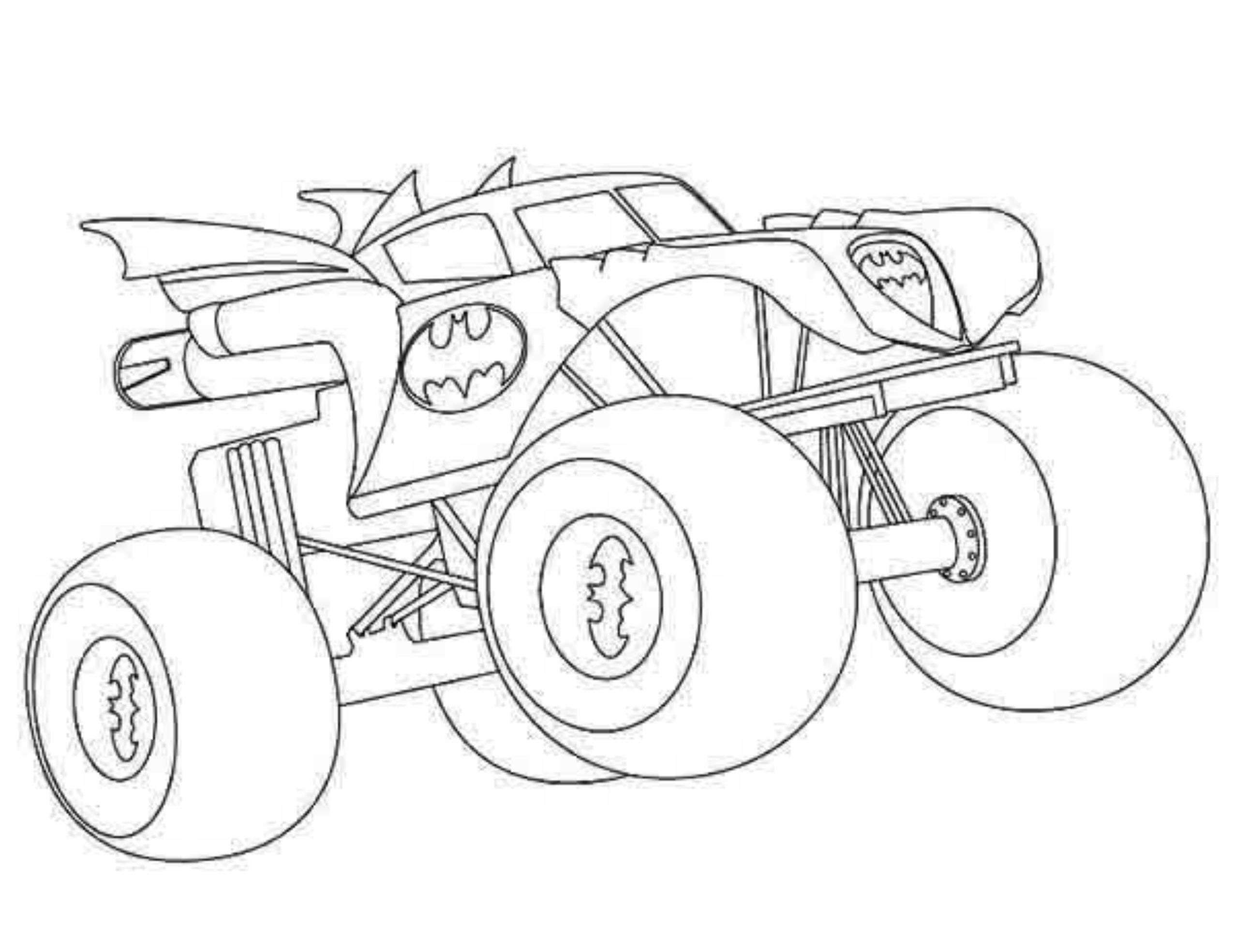 drawing monster truck coloring pages with kids  u2013 best apps for kids