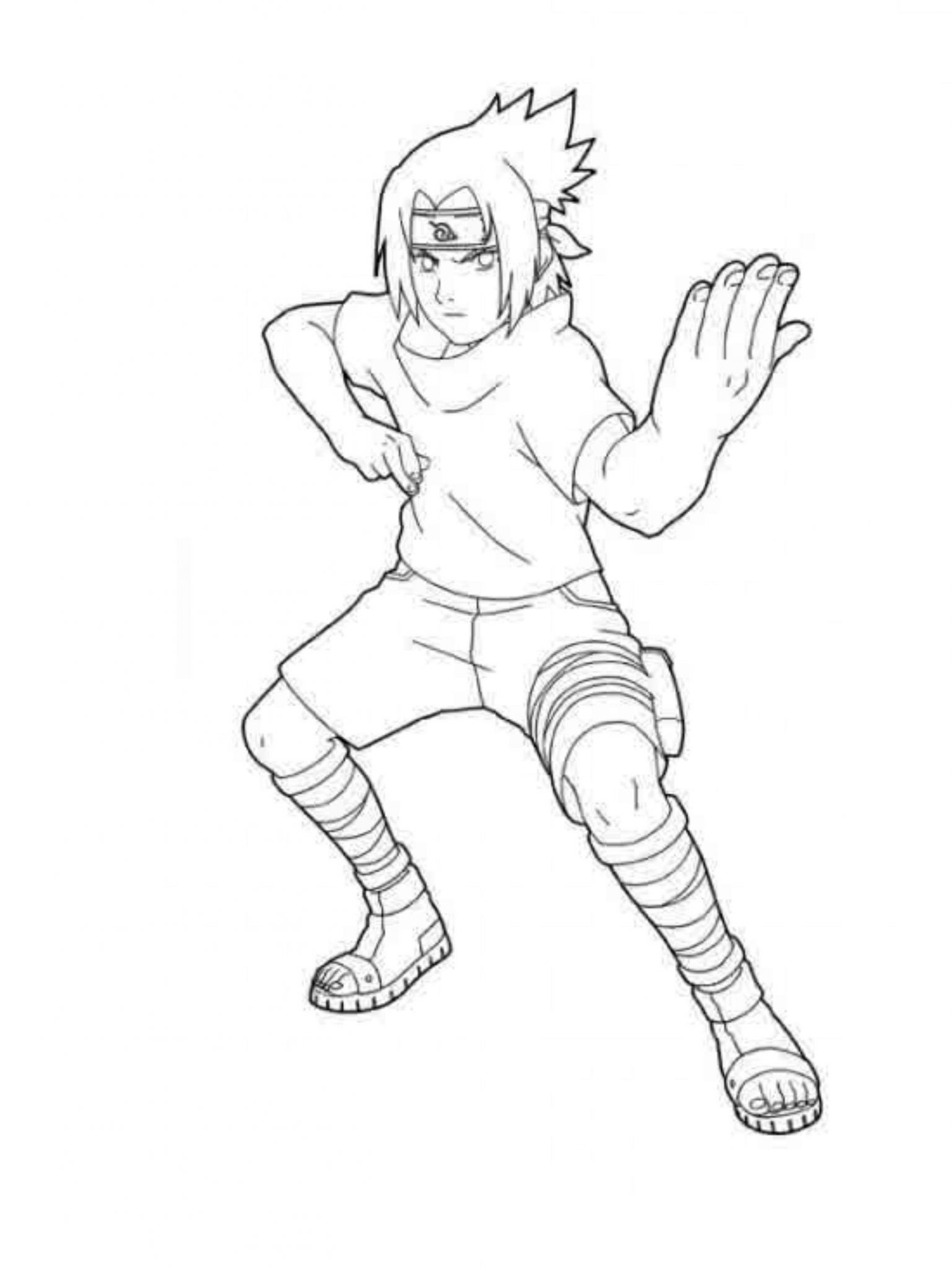 naruto-sasuke-coloring-book-pages | | BestAppsForKids.com