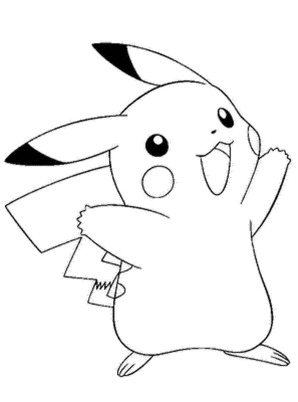 Print Download Pokemon Coloring Pages For Your Boys Snivy Coloring Pages