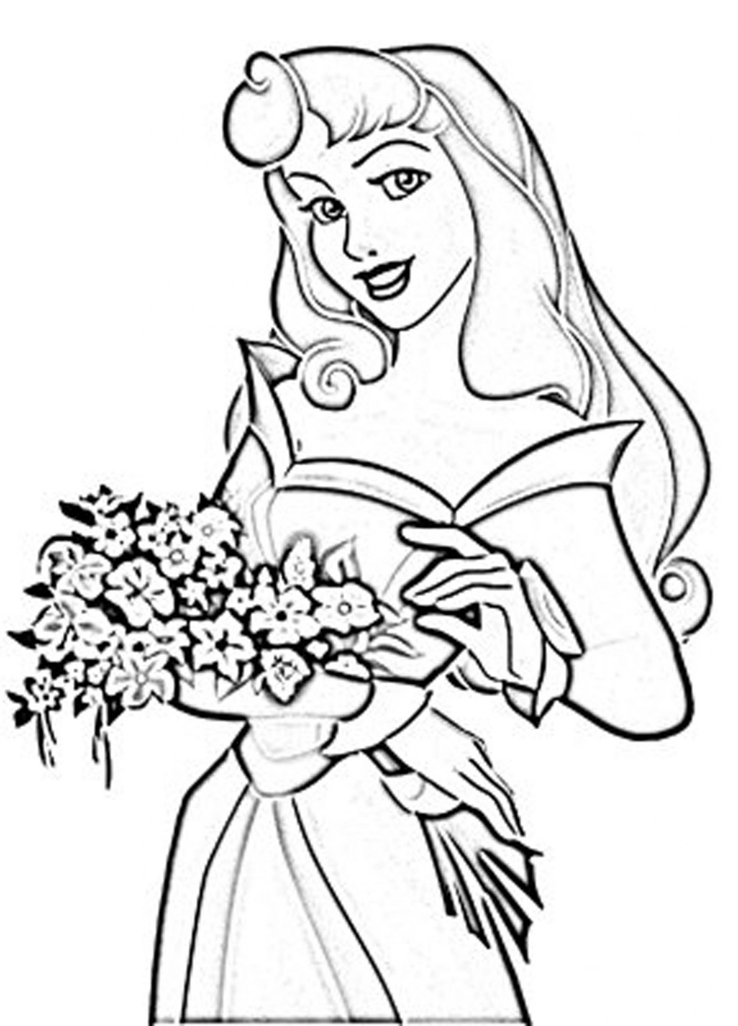 princess jasmine coloring pages BestAppsForKidscom