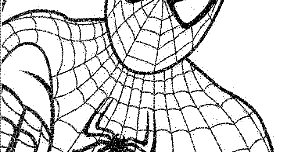 Print & download spiderman coloring pages an enjoyable way to R and C Coloring Pages Spider-Man and Batman Coloring Pages Superman Face Coloring Page