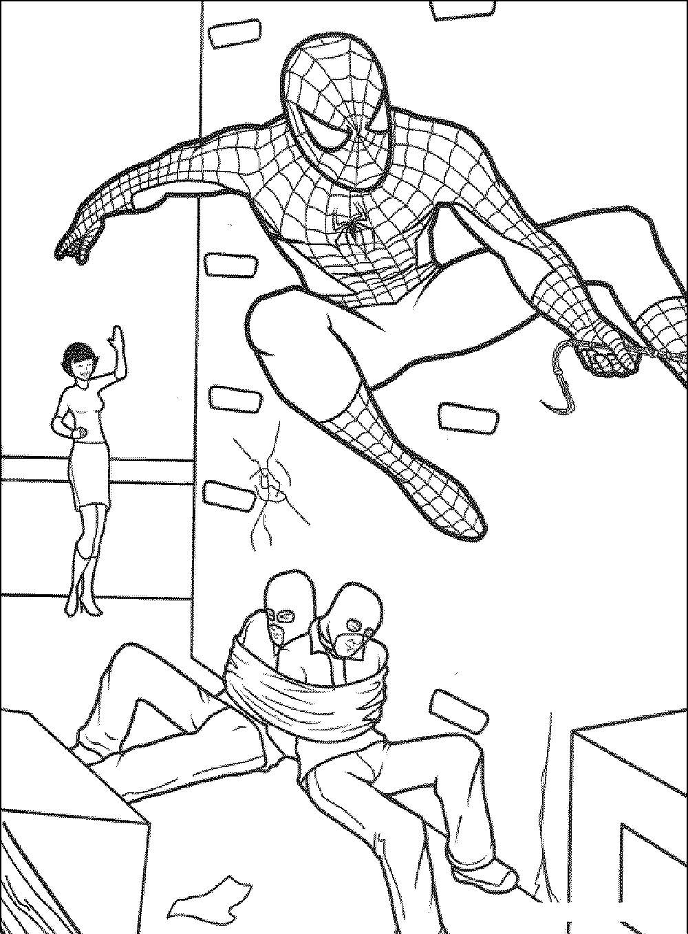 Spiderman coloring games - Shop Related Products