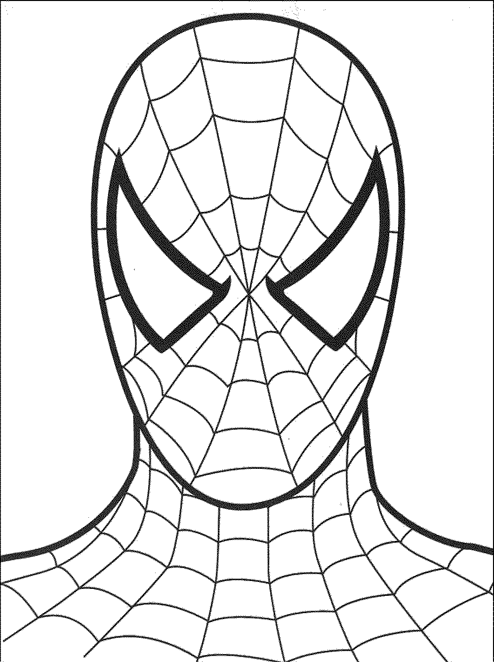 spiderman-free-coloring-pages | | BestAppsForKids.com