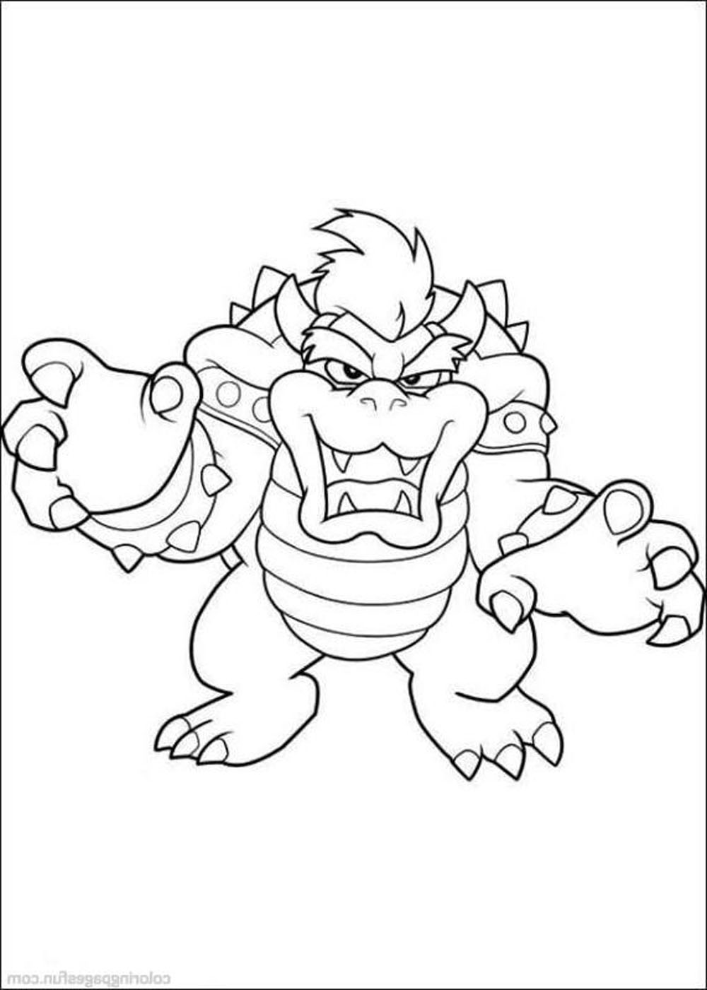 Super mario galaxy 2 coloring pages for Galaxy coloring pages