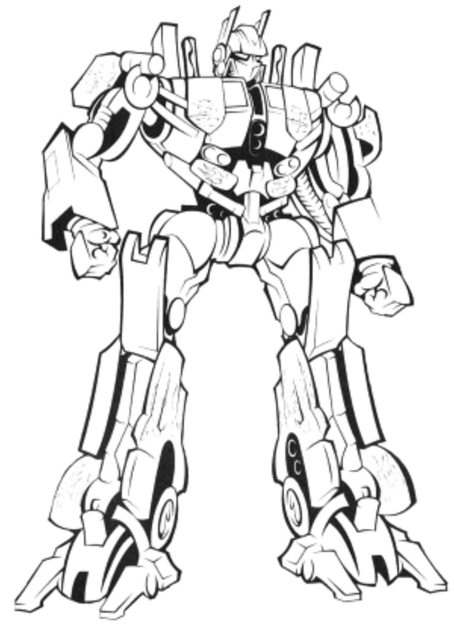 Bulkhead Coloring Pages