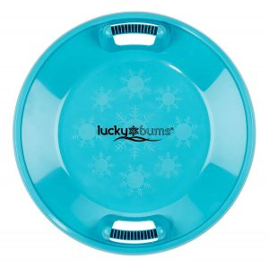 Lucky Bums Plastic Saucer Sled