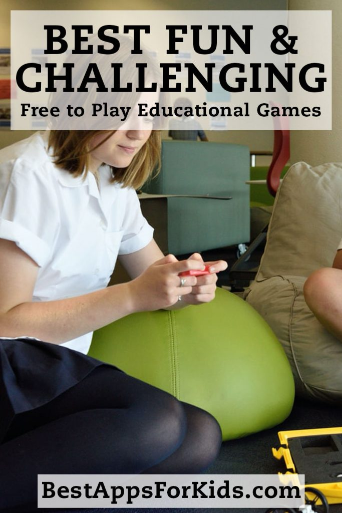 Best Fun and Challenging Free Educational Apps
