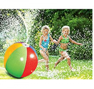 Splash and Spray Ball