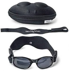 Tuga Baby / Toddler UV 400 Sunglasses with Two Adjustable Straps