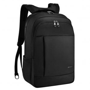 opack-Deluxe-Black-Waterproof-Laptop-backpack-