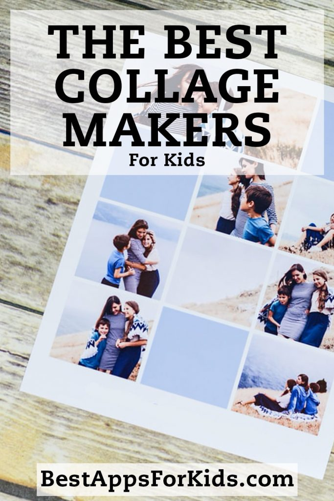 The Best Collage Makers for Kids