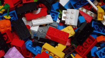 Lego blocks provide classic fun online or off.