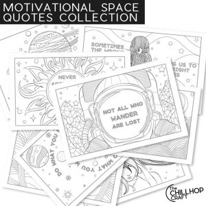 Coloring Book: Pocket Cards