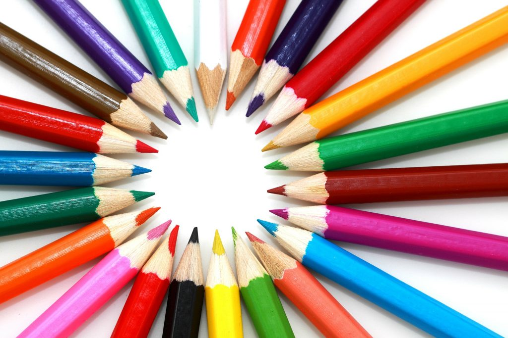 Create while you relax with DIY coloring from Etsy