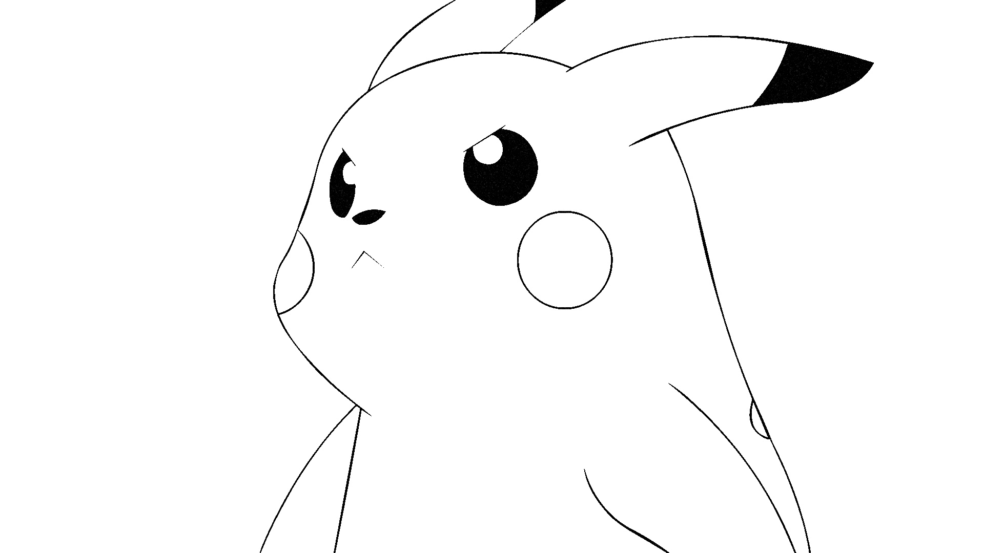 10 Free Pikachu Coloring Pages for Kids | | BestAppsForKids.com