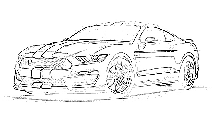 - Supercars Gallery: Sports Cars Coloring Pages