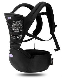 Aiebao 360 All Carry Positions Ergonomic Baby Carrier