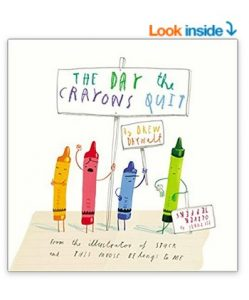 Day crayons
