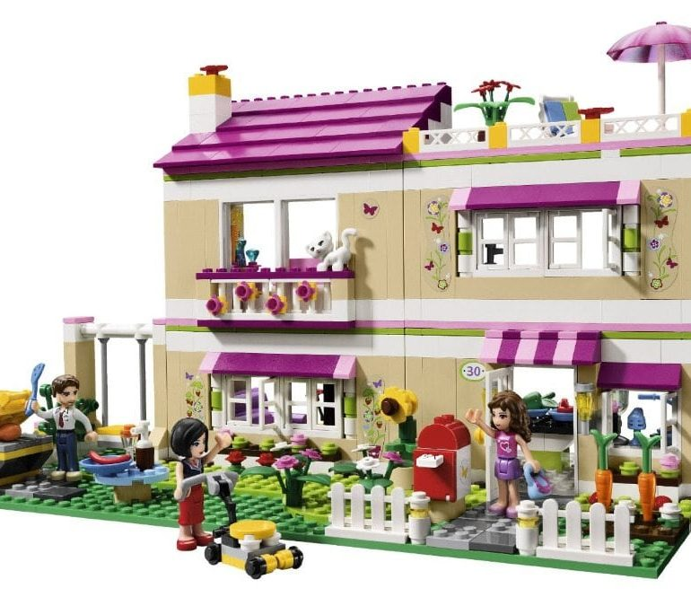 Friends-Series-Olivia-s-House-Building-Blocks-Classic-For-Girl-Kids-Model-Toys-Marvel-Compatible