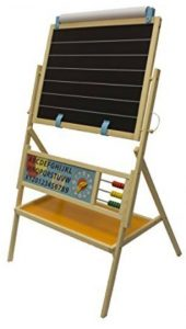 Little Partners My First Art Easel with Whiteboard