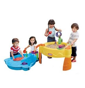 Little Tikes Treasure Hunt Sand and Water Table