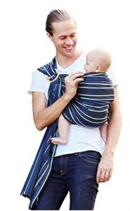 Mamaway Ring Sling Baby Wrap Carrier
