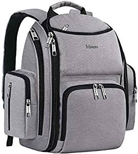 Mancro Backpack Diaper Bag