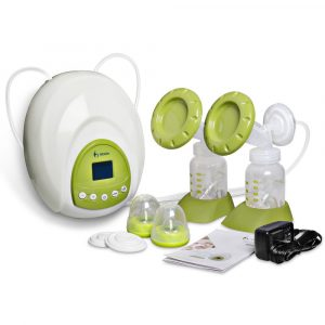 Nibble Dual Motorized Breast Pump
