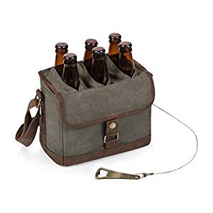 Picnic Time 6-Bottle Beer Caddy