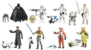 Star Wars The Force Awakens Set of 8 Action Figures