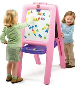 Step2 Pink Easel for Two