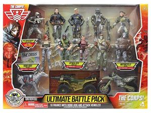 The Corps Special Forces Action Figures
