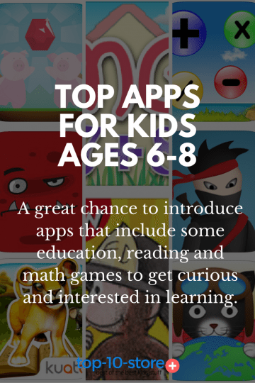 Apps For Kids Ages 6 8 2020 Update