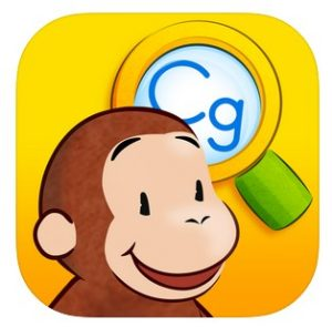 Curious George Letters