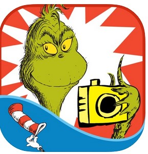 Dr. Seuss Camera - The Grinch