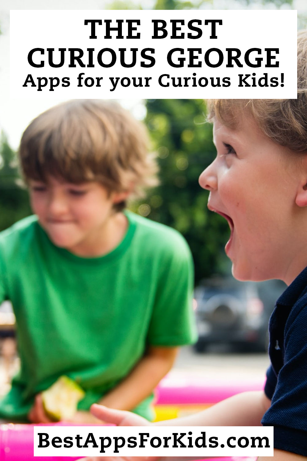 Best Curious George Apps