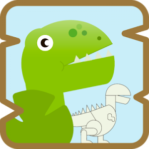 Dino Puzzle - free Jigsaw puzzle game for Kids